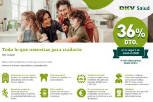 Promoción DKV salud, Lujan Seguros.